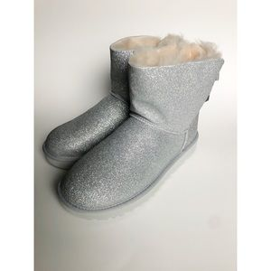 Classic Mini Bow Cosmos Ugg Boots